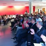 Eindrücke von der Einweihungsfeier mit Minister Roger Lewentz