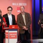 Malu Dreyer im Forum Daun - (c) Regnerybild.de